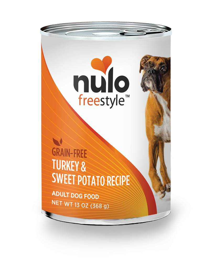 Nulo Nulo Canned Dog Food  Turkey 13 oz.