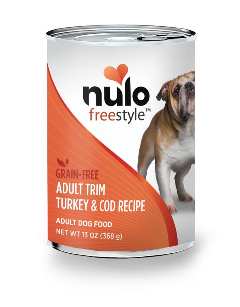 Nulo Nulo Canned Dog Food  Trim 13 oz.