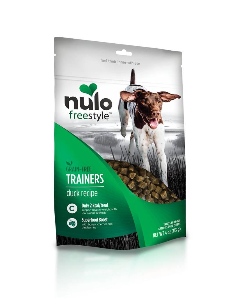 Nulo Nulo Trainers Dog Treats Duck