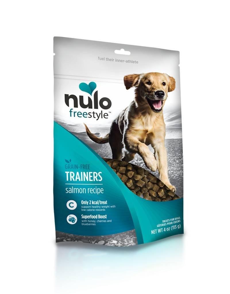 Nulo Nulo Trainers Dog Treats Salmon