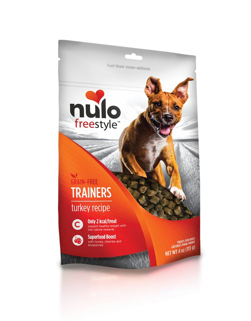 Nulo Nulo Trainers Dog Treats Turkey