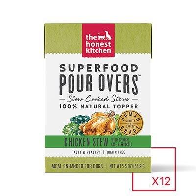 Honest Kitchen Honest Kitchen Pourovers Superfood Chicken 5.5 oz.