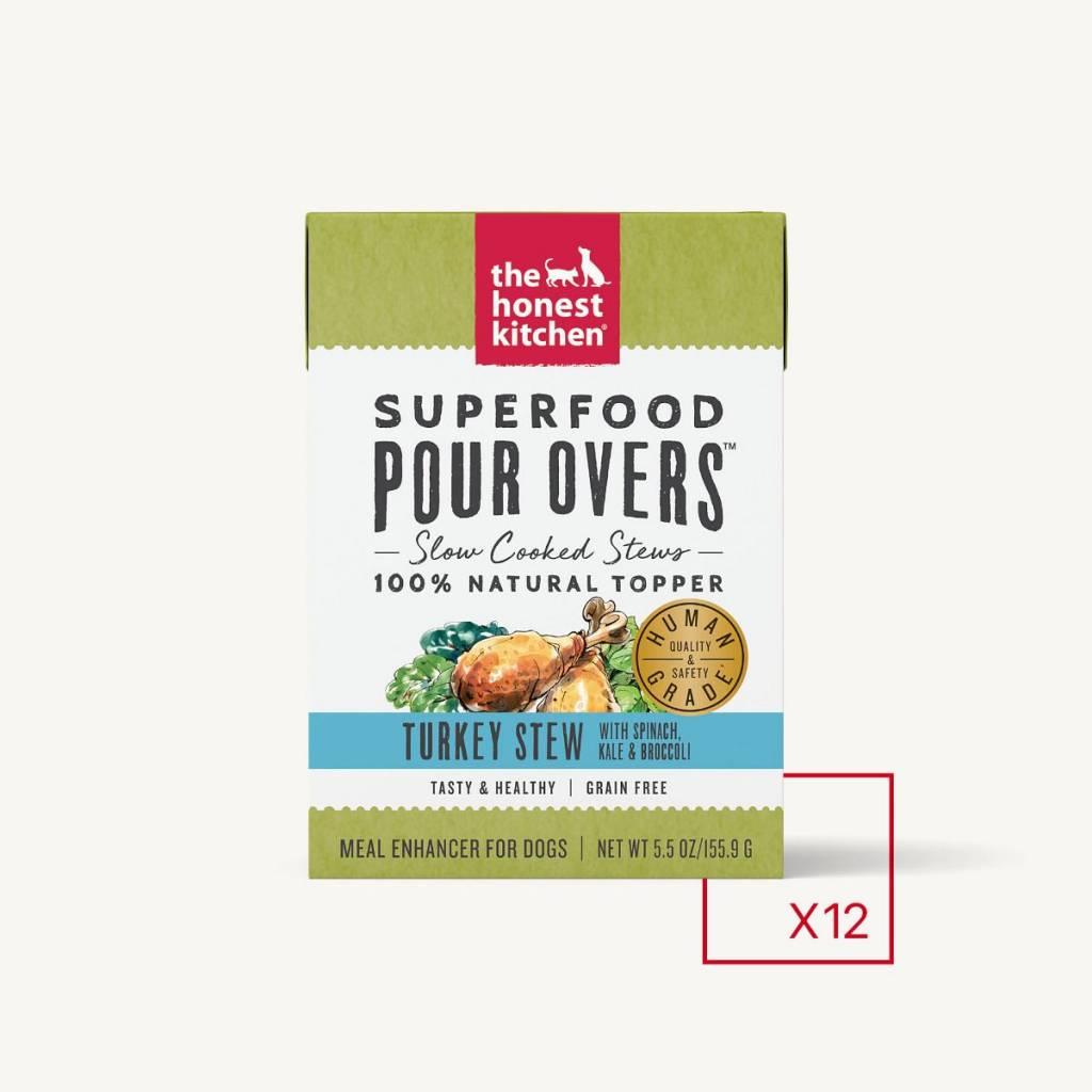 Honest Kitchen Honest Kitchen Pourovers Superfood Turkey 5.5 oz.