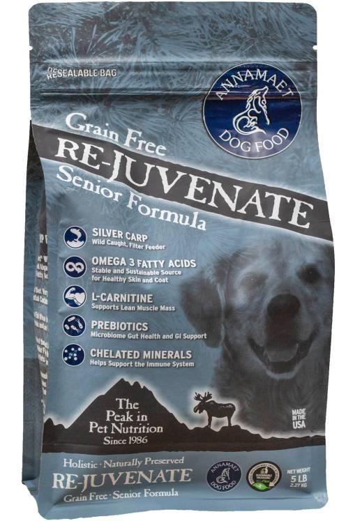 Annamaet Annamaet Rejuvinate Senior Dog Food