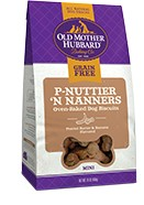 Old Mother Hubbard Old Mother Hubbard P-Nuttier n Nanners Dog Biscuits 16 oz.