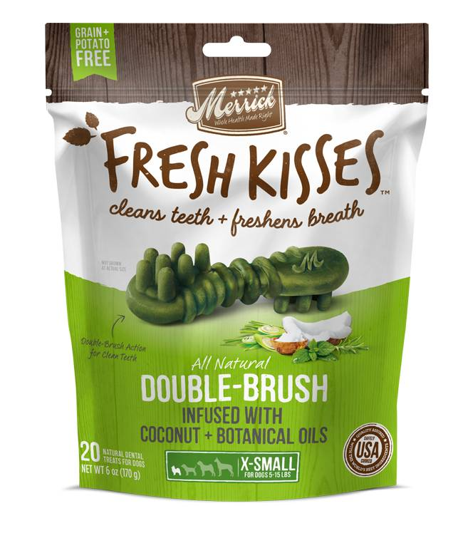 Merrick Merrick Fresh Kisses Coconut Small Bag