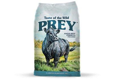 Taste of the Wild Taste of Wild Prey Dry Dog Food Angus Beef