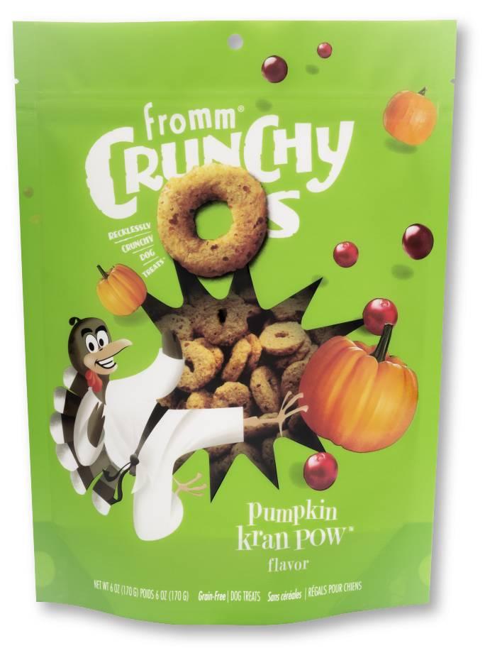 Fromm Fromm Crunchy O's Pumpkin Kran Paw