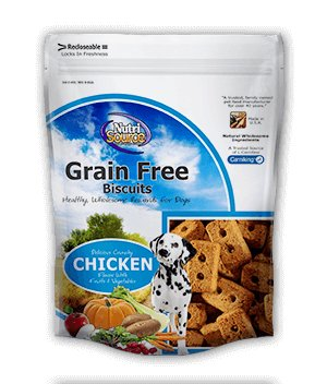 Nutri Source Nutri Source Grain Free Biscuit Chicken