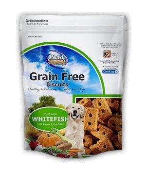 Nutri Source Nutri Source Grain Free Biscuit Fish