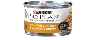 Pro Plan Pro Plan Gravy Chicken/Vegetable Cat Can 3 oz.