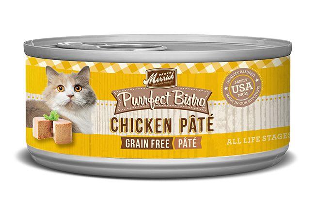 Merrick Merrick Purrfect Bistro Chicken Pate 5.5 Oz.
