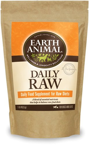 Earth Animal Earth Animal Raw Complete Powder