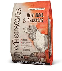 Sportmix Sportmix Wholesomes Grain-Free Beef and Chickpea 40 lb.