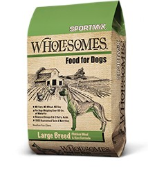 Sportmix Sportmix Wholesomes Large Breed Chicken and Rice 40 lb.