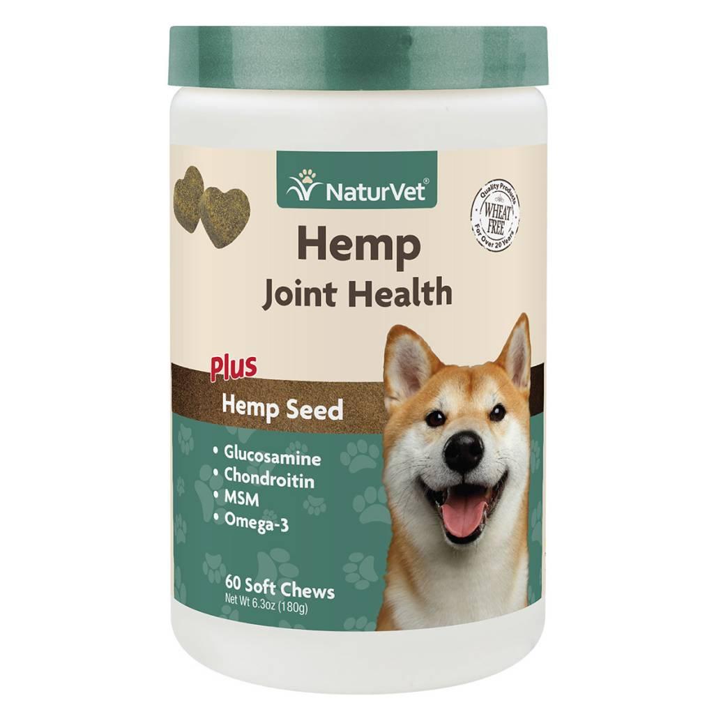 NaturVet Naturvet Joint Health Chew Hemp