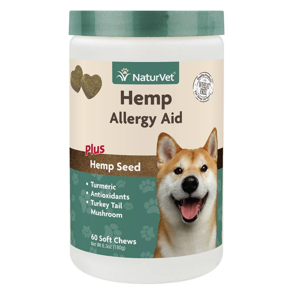 NaturVet Naturvet Allergy Aid Chew Hemp