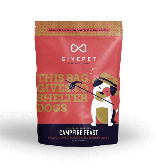 Givepet Givepet Campfire Feast Dog Treats