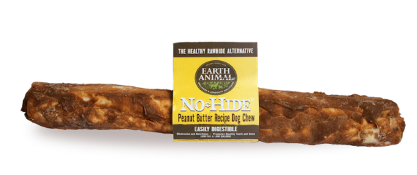 Earth Animal Earth Animal No Hide Peanut Butter