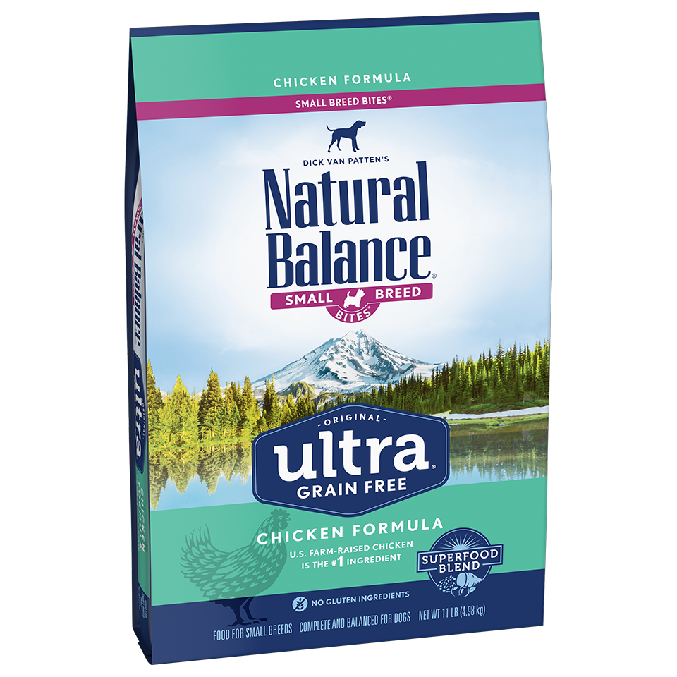 Natural Balance Natural Balance Ultra Grain Free Small Breed