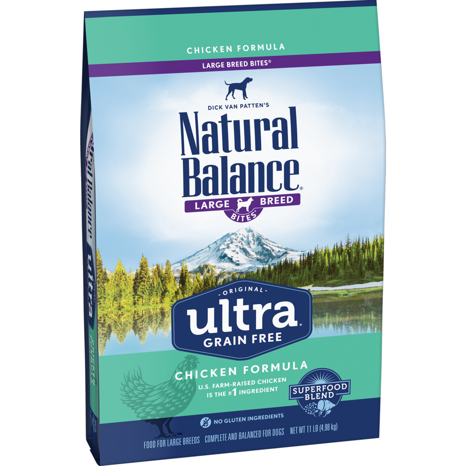 Natural Balance Natural Balance Ultra Grain Free Large Breed