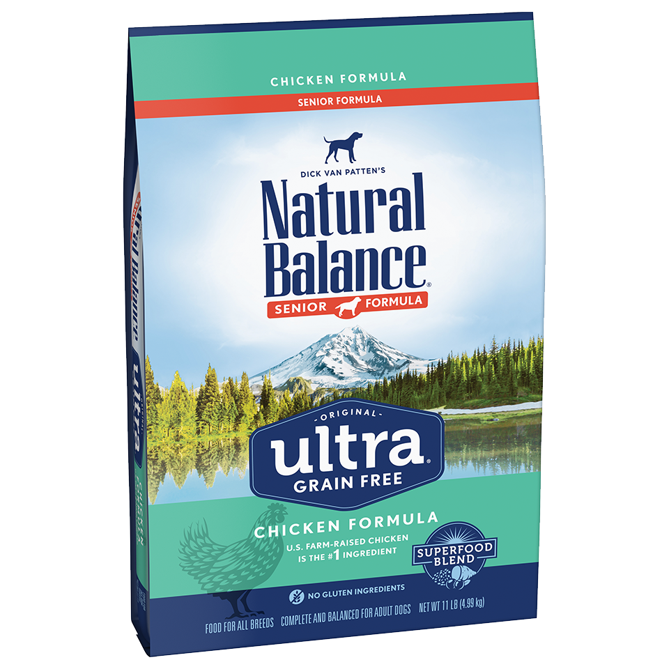 Natural Balance Natural Balance Ultra Grain Free Senior