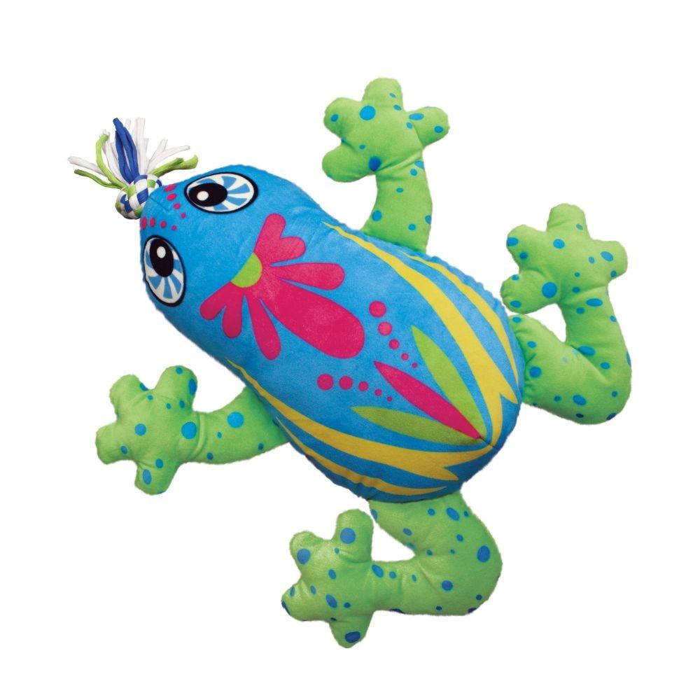 Kong Kong Aloha Frog Dog Toy