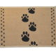 Buddy's Line Buddy's Line Jute Place Mat Brown Background