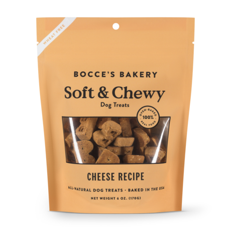 Bocces Bakery Bocces Bakery Soft and Chewy Cheese 6 oz.