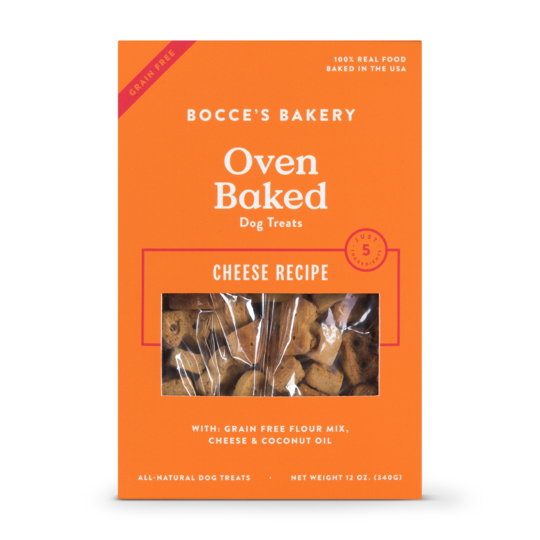 Bocces Bakery Bocces Bakery Grain Free Biscuits Cheese 12 oz.