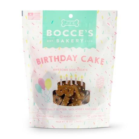 Bocces Bakery Bocces Bakery Birthday Cake Biscuits 5 oz.