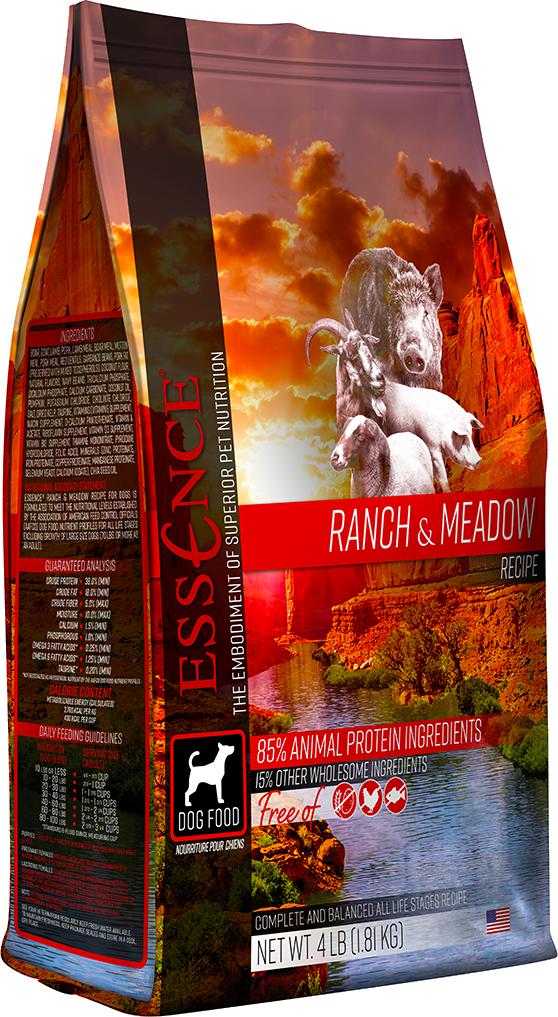 Essence Essence Ranch N Meadow Dry Dog Food