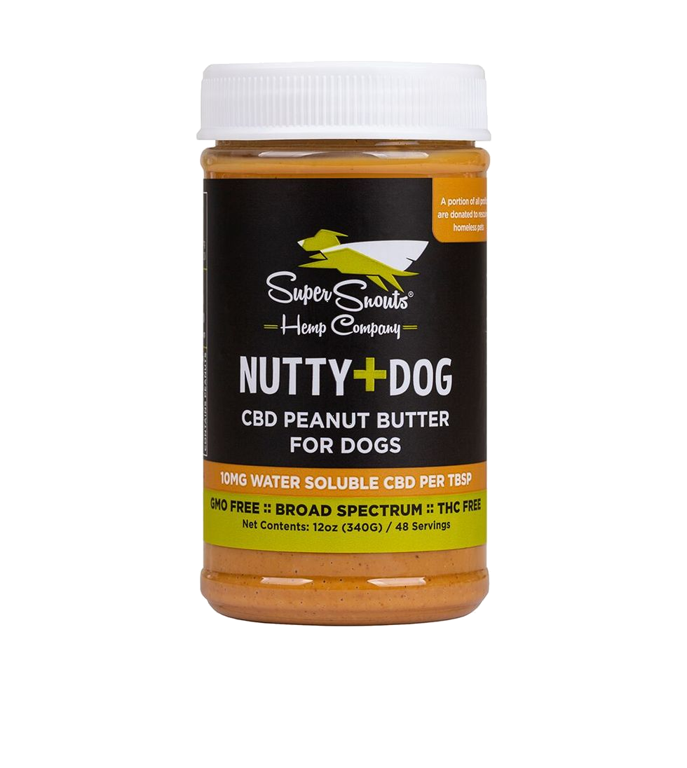 Supersnouts Supersnouts Nutty+Dog