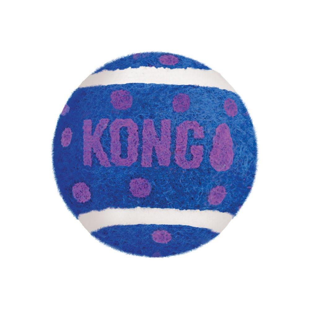 Kong Kong Cat Active Tennis Balls w/Bells