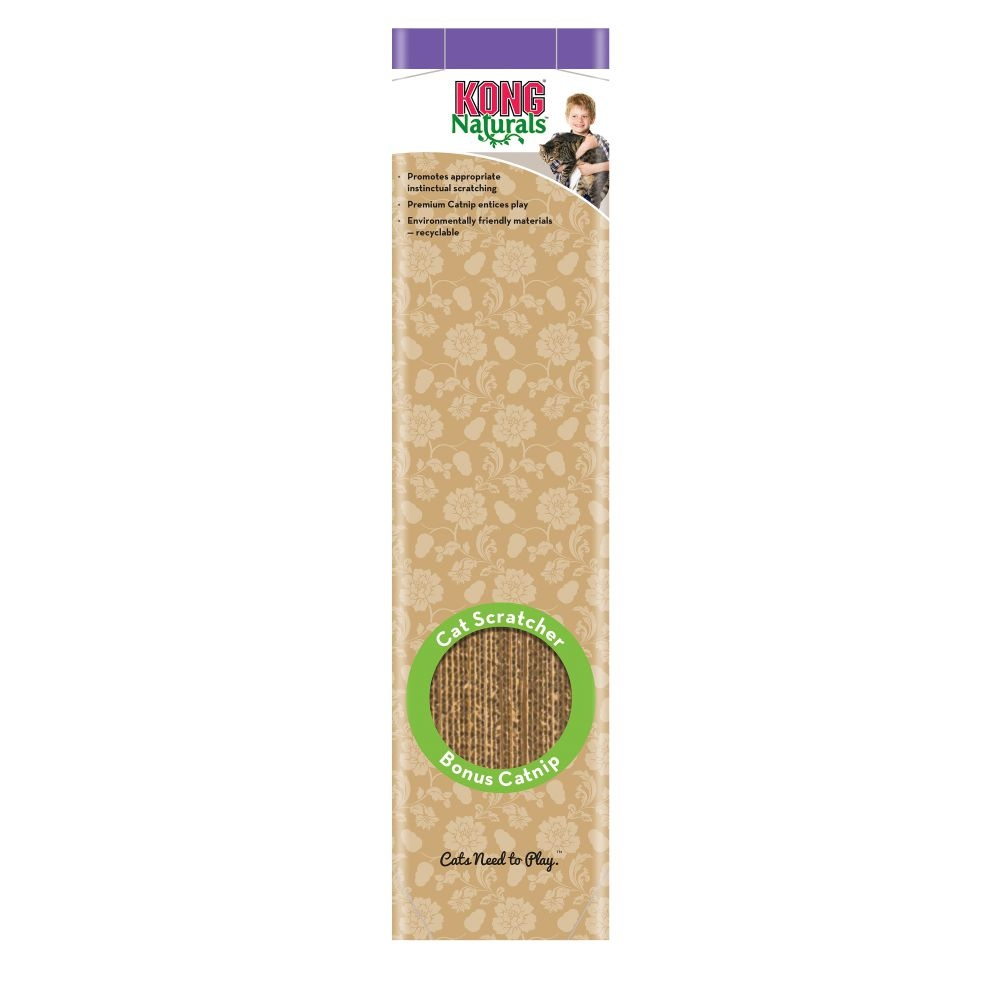 Kong Kong Naturals Scratcher Single