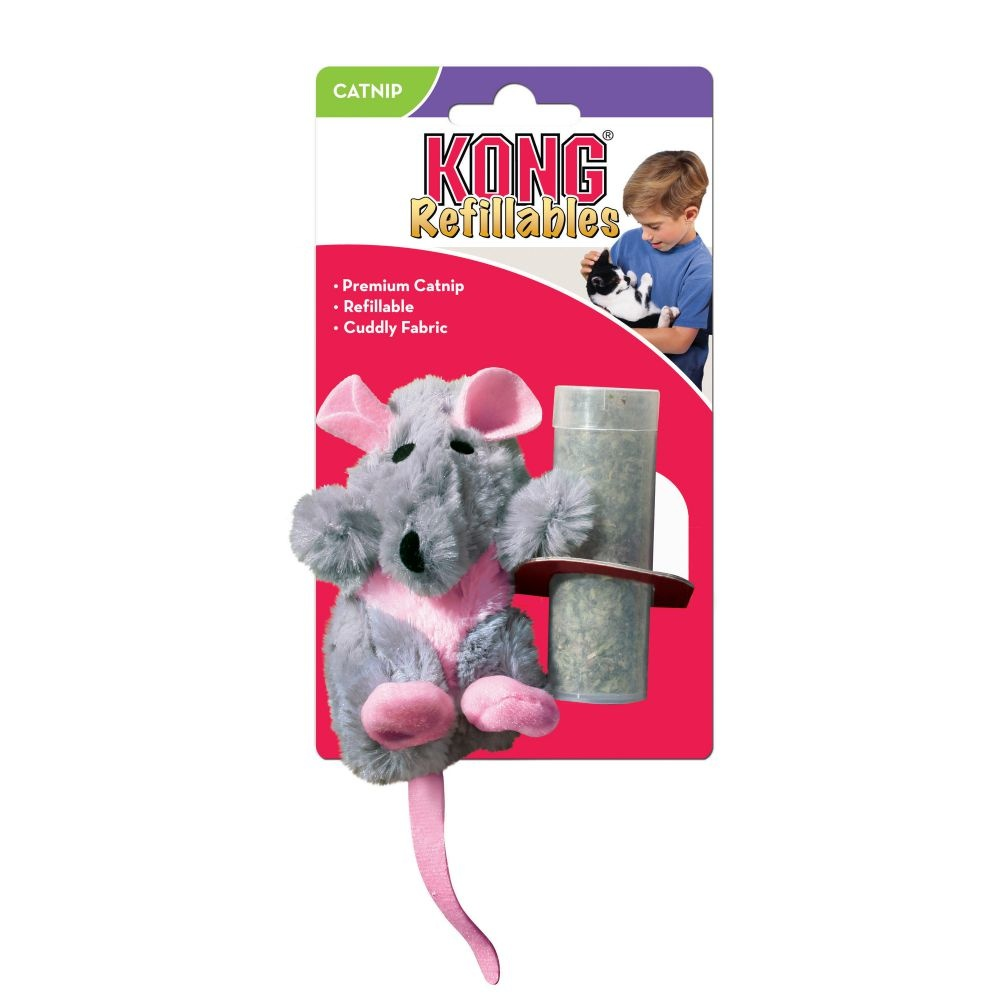 Kong Kong Refillables Rat