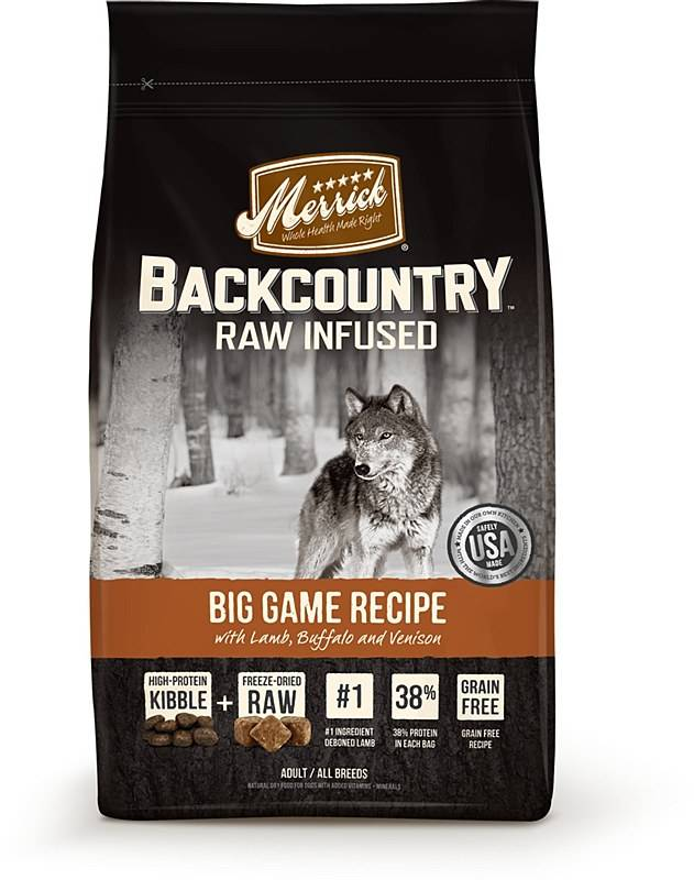 Merrick Merrick Backcountry Big Game Recipe