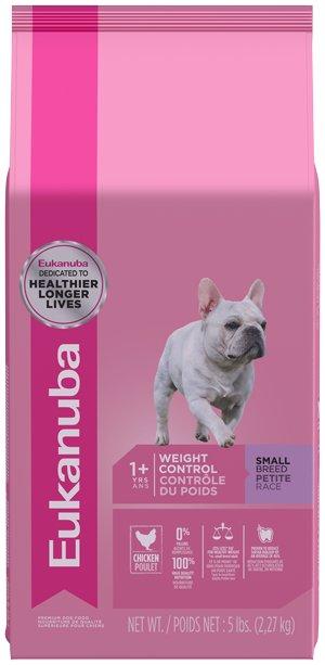 Eukanuba Eukanuba Small Breed Weight Control Dog Food