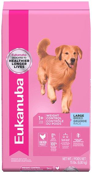 Eukanuba Eukanuba Large Breed Weight Control Dog Food