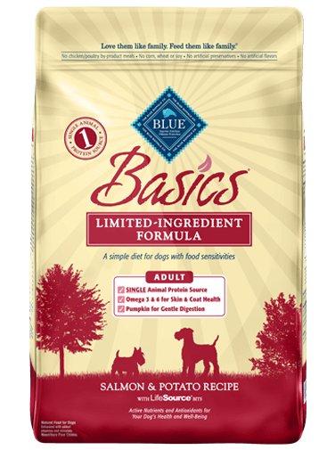 Blue - Basics BLUE Basics® Salmon & Potato Recipe For Dogs