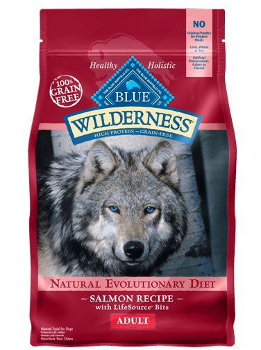 Blue - Wilderness BLUE Wilderness® Salmon Recipe For Adult Dogs