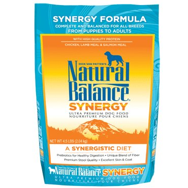 Natural Balance Synergy Dry Dog Formula