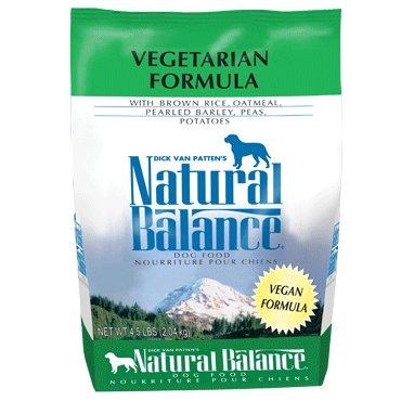 Natural Balance Vegetarian Dry Dog Formula