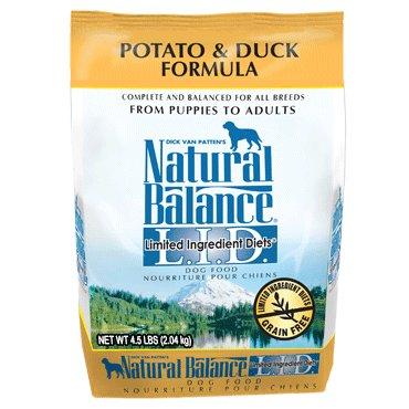 Natural Balance L.I.D. Limited Ingredient Diets® Potato & Duck Dry Dog Formula