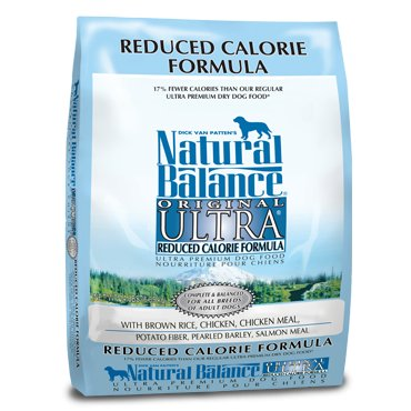 Natural Balance Reduced Calorie Dry Dog Formula