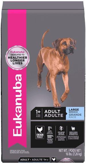 Eukanuba Eukanuba Large Breed Adult Dog Food