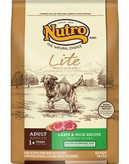 Nutro NUTRO™ Lite Adult Recipes- Lamb