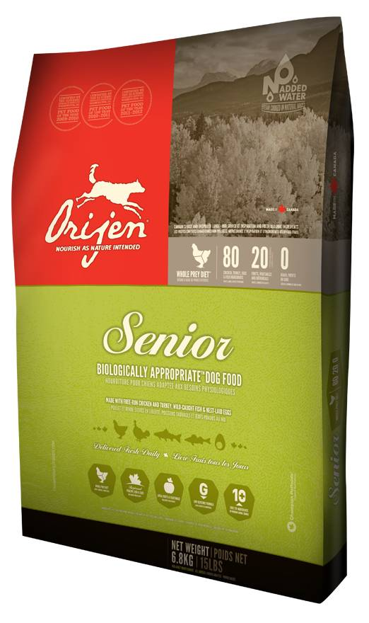 Orijen Biologically Appropriate™ Dog Food- Senior