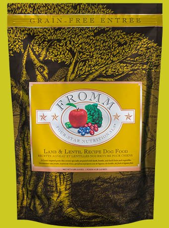 Fromm Fromm 4-Star Lamb & Lentil Dog Food
