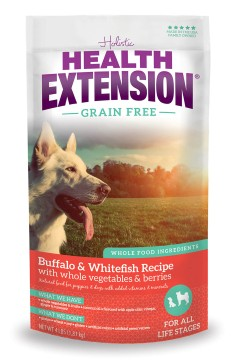 Health Extension Health Extension Allergix Buffalo Dog Food